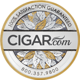 CIGAR.com 100% Satisfaction Guaranteed: Free shipping 3 days or less on orders over $149